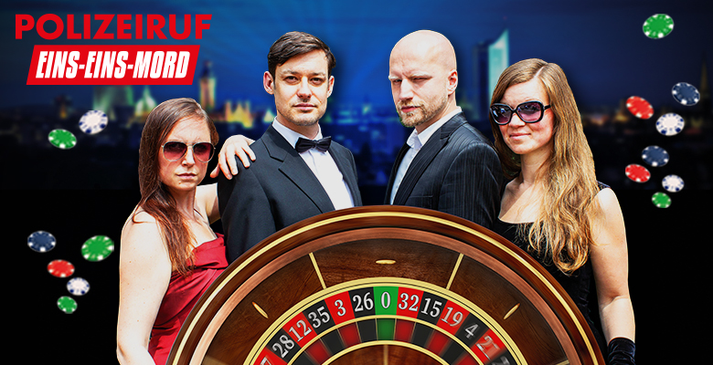 Dinnershow Leipziger Roulette